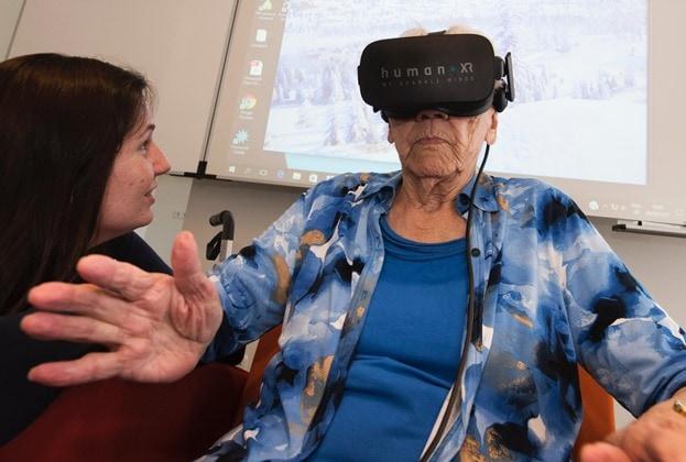 VR-platform Human XR