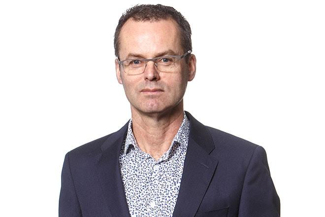 Zorgvisie-hoofdredacteur Eric Bassant