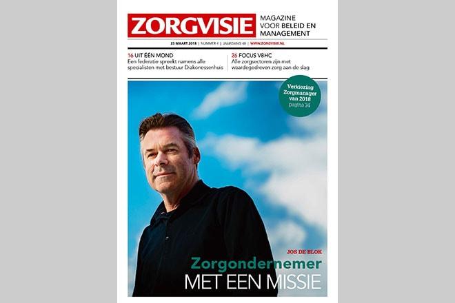 Zorgvisie magazine, nr. 4-2018