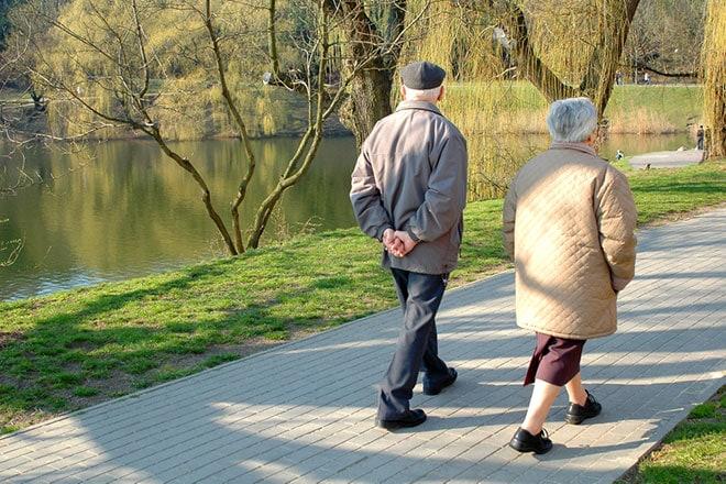 gezonde ouderen