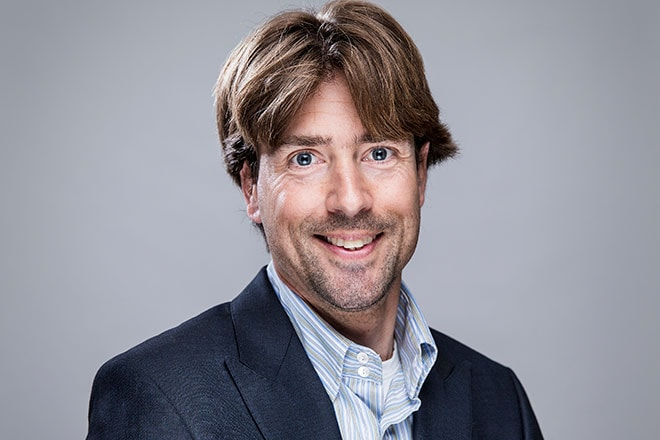 Columnist van Zorgvisie ict magazine