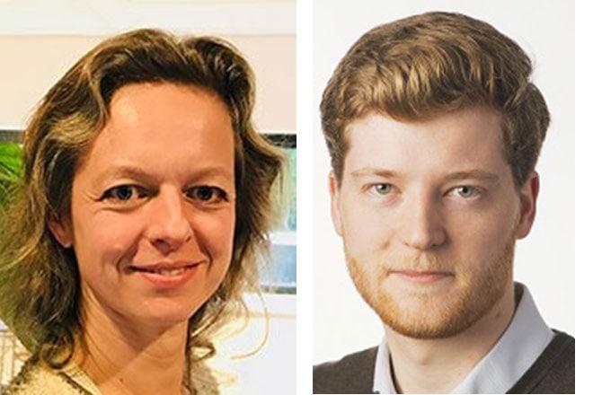 Lydia Vunderink, beleidsmedewerker kwaliteit ZN en Bart van Bruggen, beleidsmedewerker Patiëntenfederatie over het nut van kwaliteitsindicatoren