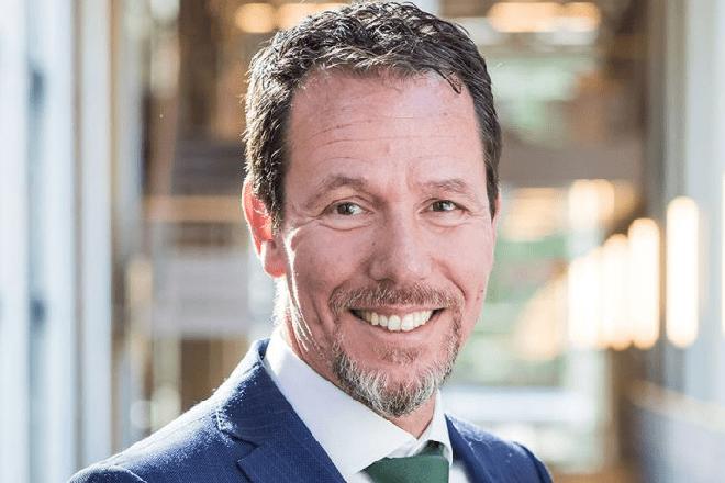 Mark Van Houdenhoven, bestuursvoorzitter Sint Maartenskliniek. Genomineerde Zorgmanager van het Jaar 2018