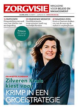 Zorgvisie magazine, juni 2018
