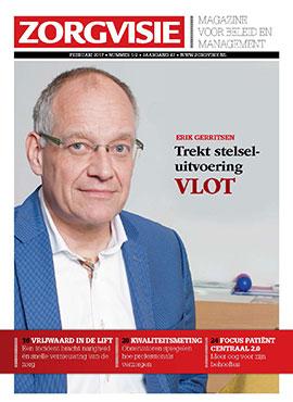 Cover Zorgvisie magazine nr. 1-2 2017