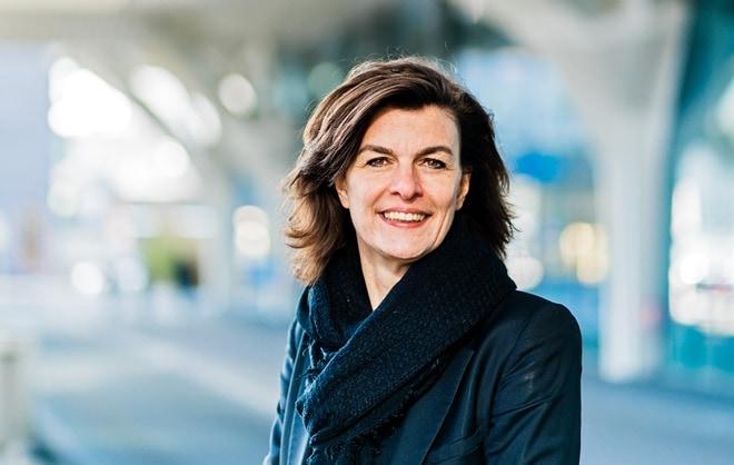 Georgette Fijneman, divisiedirecteur Zilveren Kruis, wil met ziekenhuizen een toekomstvisie maken op regionale opgave.