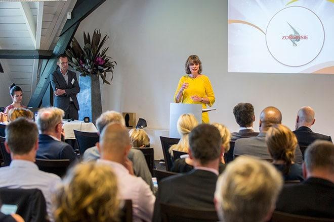 Gertrude van den Brink, bestuursvoorzitter Middin