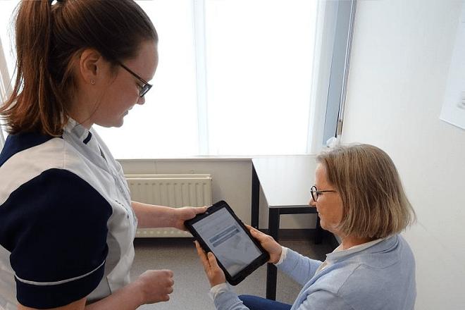 Rijndam Revalidatie schaalt e-health op