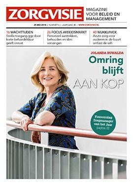 Zorgvisie magazine, nr. 6-2018