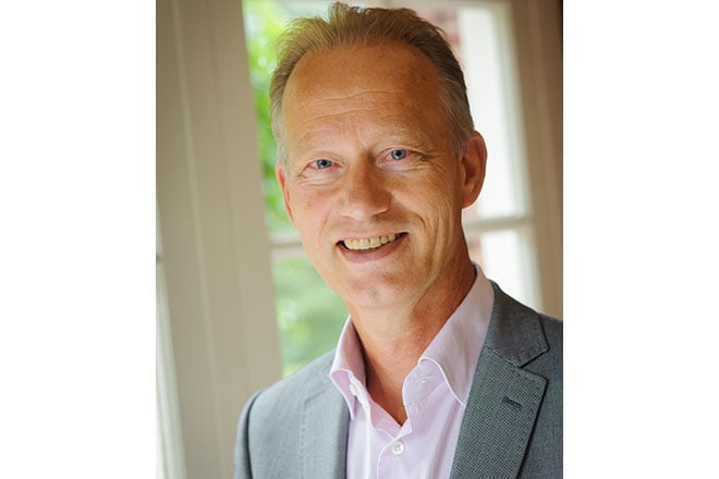 Harry Finkenflügel, bestuurder Warande