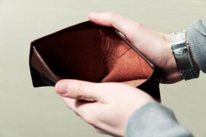 geld blut failliet
