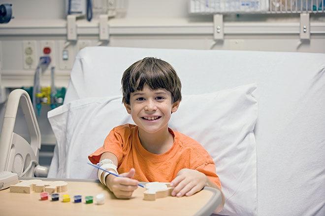 Medische Kindzorg Systeem ketenzorg