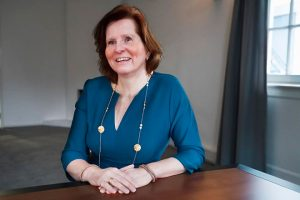Tineke Serlie, partner en headhunter The Executive Network