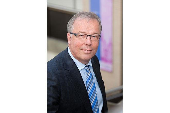 zorgbestuurder Wouter van der Kam