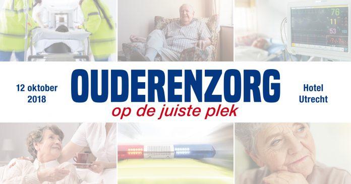campagnebeeld ouderenzorg op de juiste plek