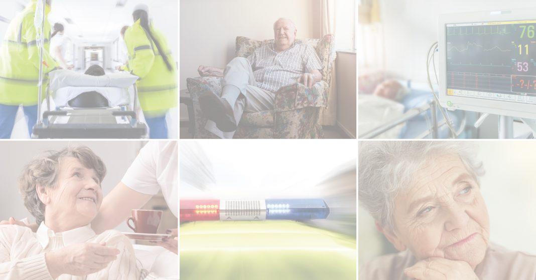 ouderenzorg op de juiste plek campagnebeeld zorg tekst