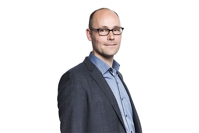 Wouter Wolters, strateeg digitale innovatie