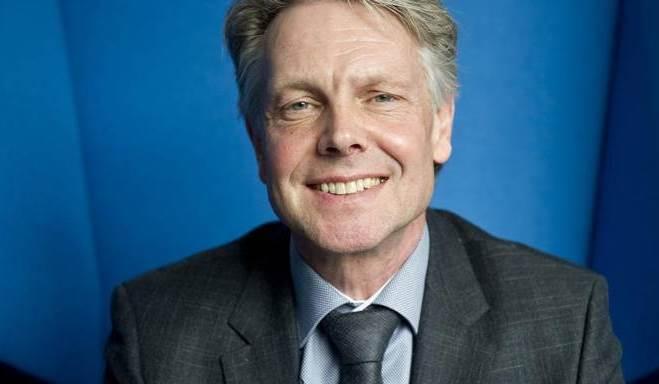 Bert van der Hoek, bestuursvoorzitter Trimbos-instituut