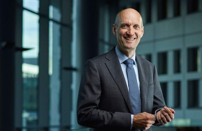 Ernst Kuipers, bestuursvoorzitter Erasmus MC
