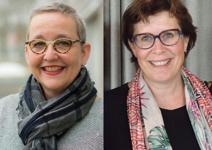 Foto Hetty en Hanneke