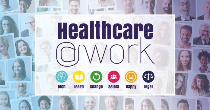 campagnebeeld healthcare @work