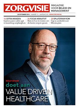 Zorgvisie magazine nr. 10, 2018
