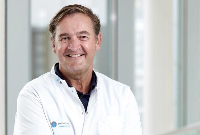 Uroloog Eric Vrijhof