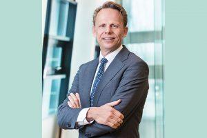 Tom Kliphuis, bestuursvoorzitter VGZ