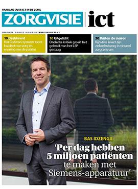 Zorgvisie ict magazine nr. 5, 2018