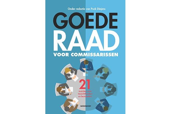 Recensie van Goede Raad voor Commissarissen in Zorgvisie magazine nr. 11