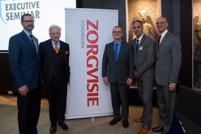 Mayo Clinic Zorgvisie Executive Seminar