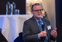 Timothy Morgenthaler op het Zorgvisie Mayo Clinic Seminar