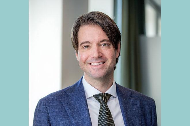 Steven Sterk, advocaat bij Van Doorne N.V.