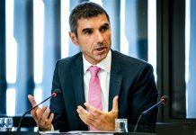 Paul Blokhuis, staatssecretaris van VWS: 'De VNG gaat zeker tekenen voor het hoofdlijnenakkoord ggz.' Foto: ANP/REMKO DE WAAL