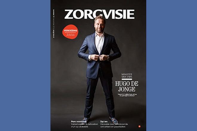 Inhoud Zorgvisie magazine 12, 2018