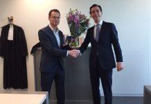 Joris Rijken, winnaar Topadvocaten Gezondheidszorg 2018