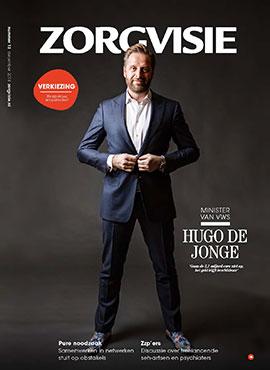 Zorgvisie magazine nr. 12, 2018