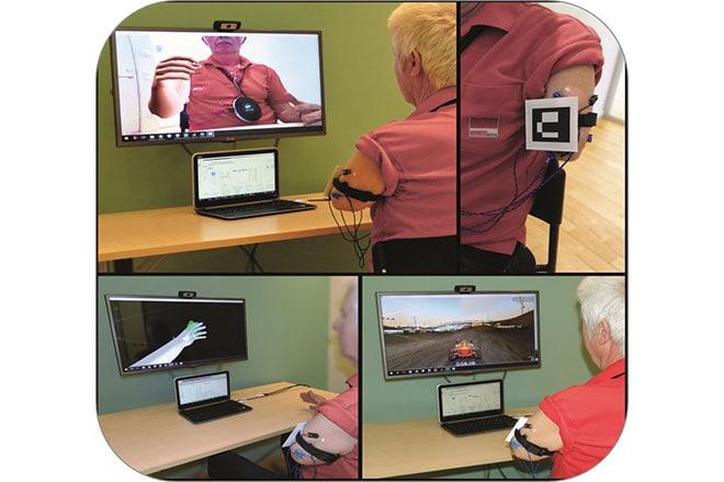 Onderzoek in UMCG naar pijnbestrijding met virtual reality