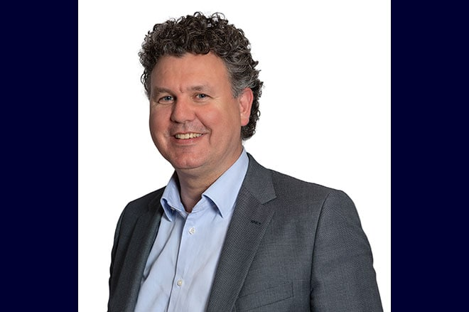 Bert Kleinlugtenbeld, voorzitter SAZ