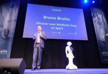 Bruins bij opening e-healthweek