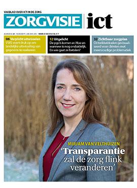 Zorgvisie ict magazine nr. 1, 2019