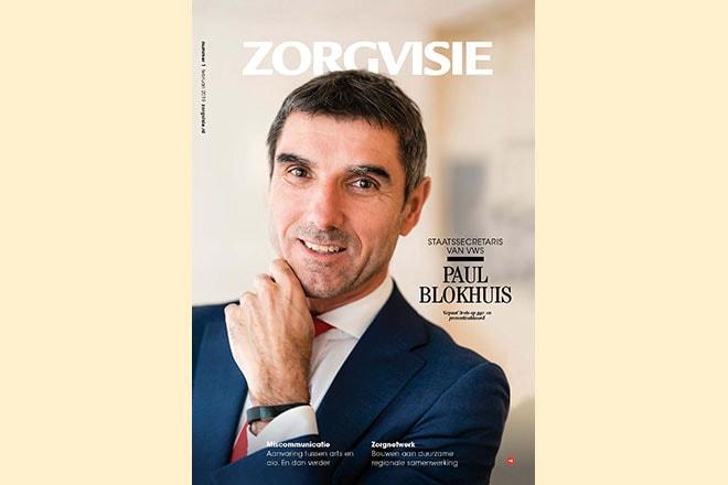 Zorgvisie magazine, nr. 1 2019