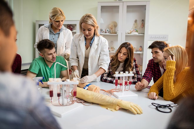 Artsen in opleiding