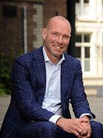Genomineerde zorgmanager Pim Steerneman