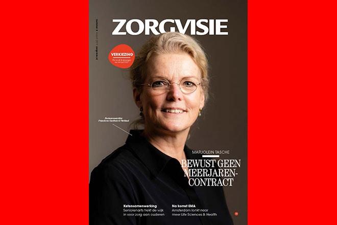Zorgvisie magazine nr. 2, 2019