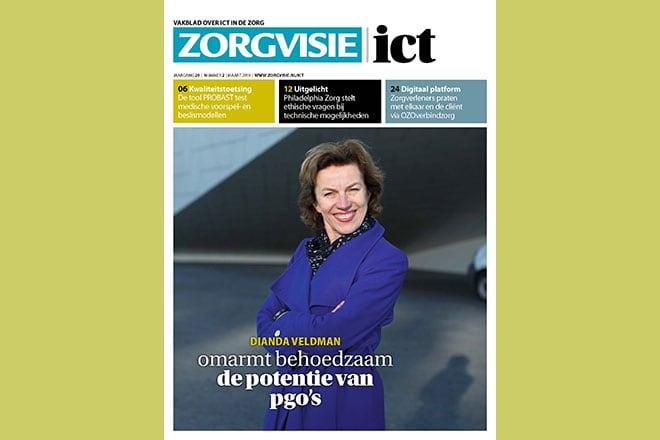 Zorgvisie ict magazine nr. 2, 2019