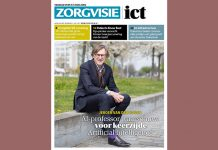 Zorgvisie ict magazine nr. 3, 2019