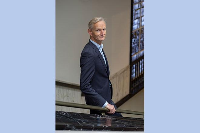 ict-manager ad interim Otto Jansen
