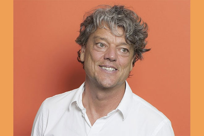 Hoogleraar telemedicine Leonard Witkamp