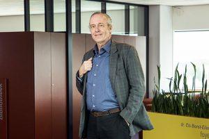 Marius Buiting, directeur van de Nederlandse Vereniging voor Toezichthouders in de Zorg